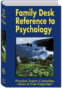 Book Cover: Family Desk Reference to Psychology