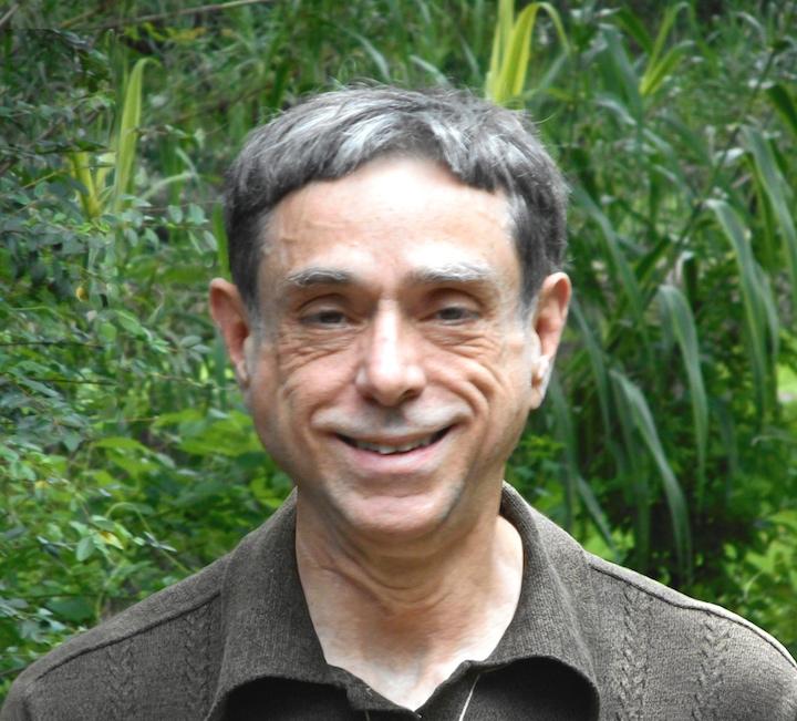 Author Chuck Falcon