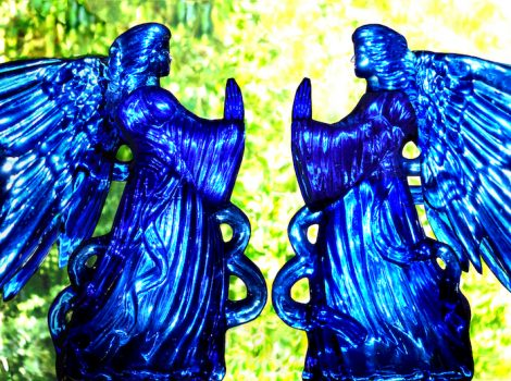 Cobalt Blue Angels Praying2