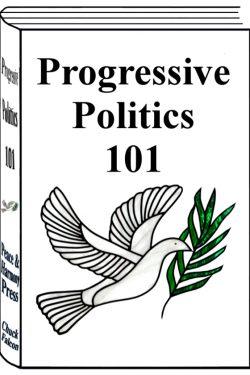 Progressive Politics 101 book graphic