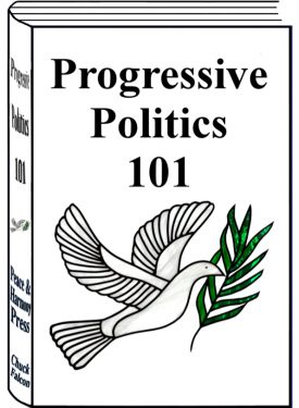 Progressive Politics 101 book graphic